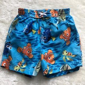 Boys Finding Nemo Swim trunks 12M